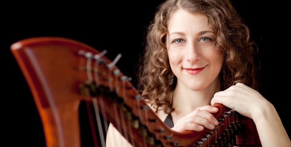 Shannon Kingsbury Harp Guelph Musician